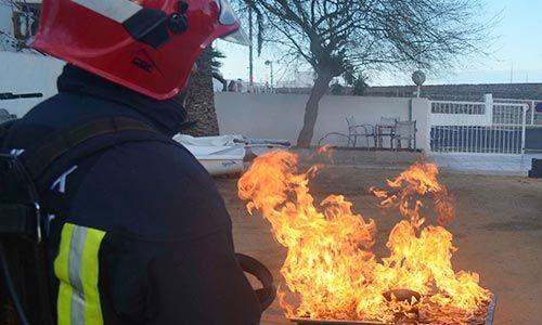 Curso Avanzado Contra Incendios