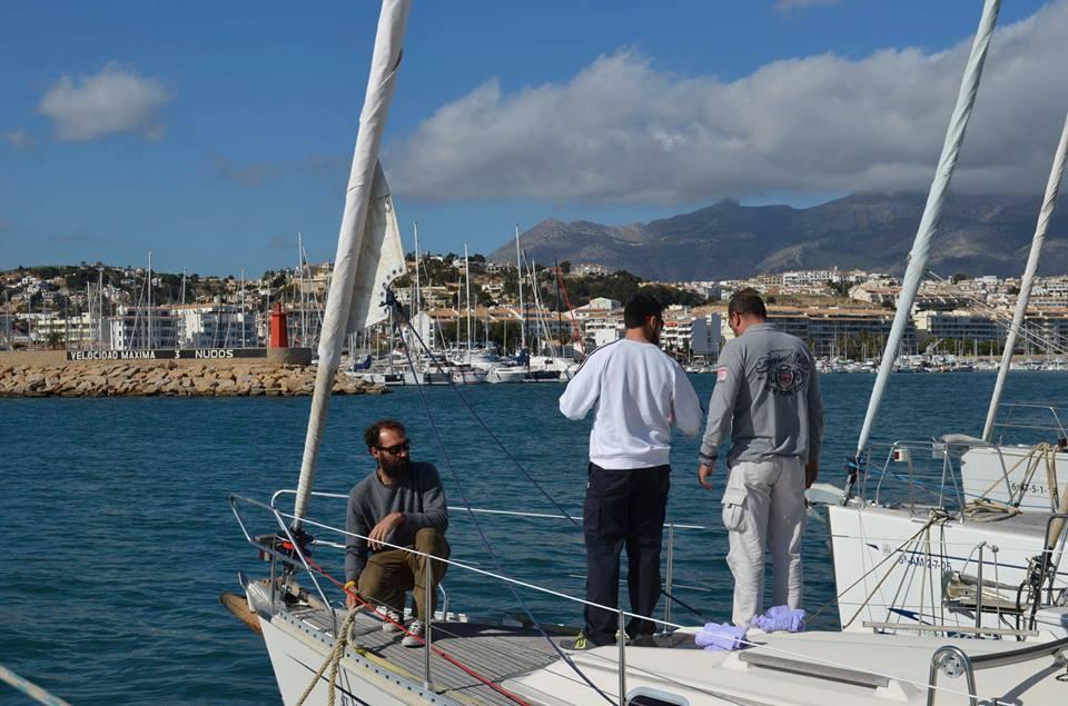 practicas para marina profesional y portuaria