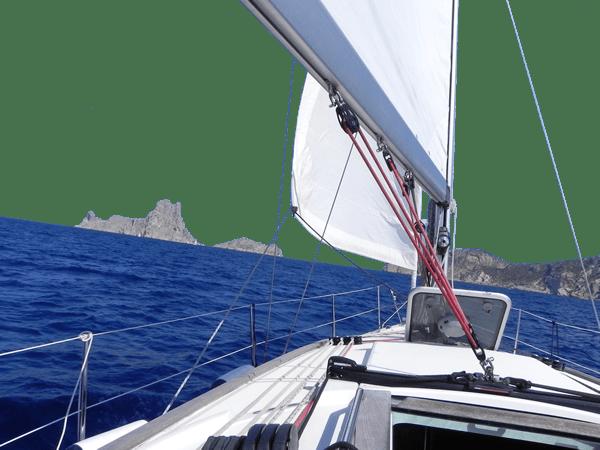 Áreas de prácticas de navegación